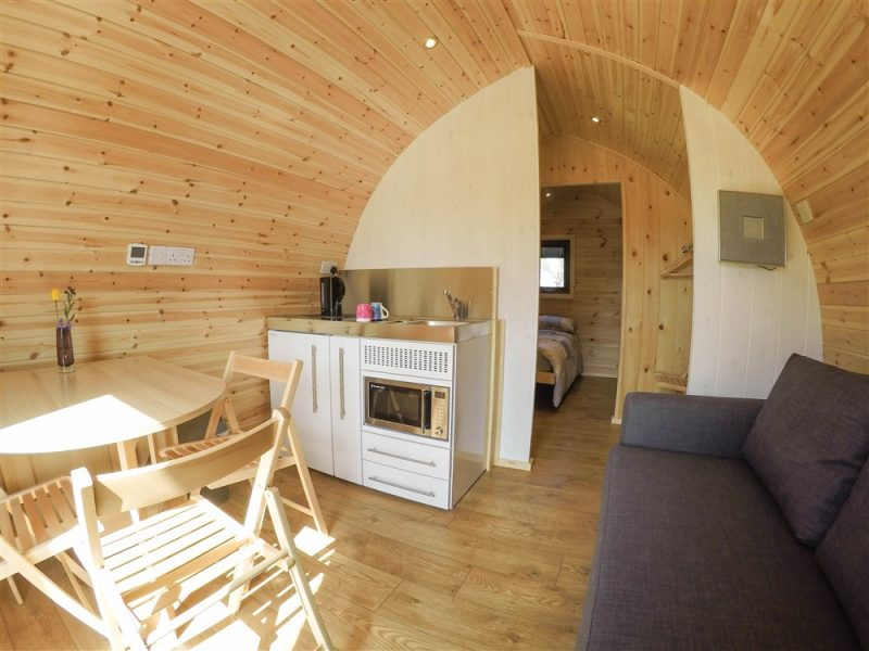 Family Pod Luxury Family Glamping Pod Cosy Camping Suffolk